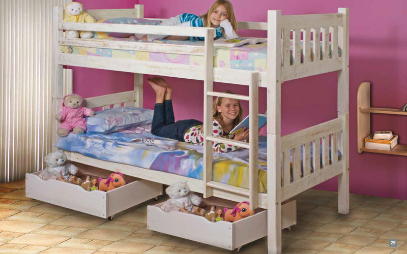 etvaal bunk beds